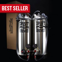 Draft Brewer® Flex Keg System