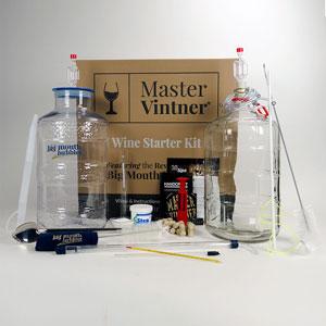 Wine Making Starter Kits
