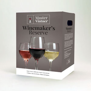 Wine Making Recipe Kits