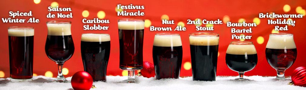 seasonal beers