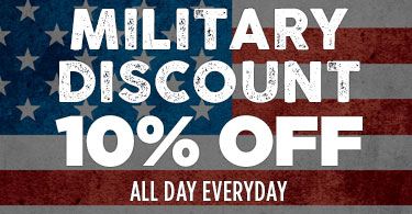 Northern Brewer Military Discount Veterans and Active Members of Military discount