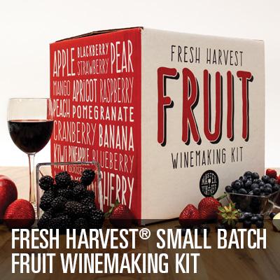 Fresh Harvest Fruit Wine