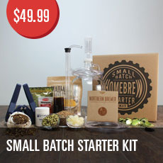 Small Batch Starter Kit