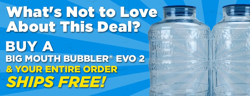 Buy an EVO 2 Get Free Shipping