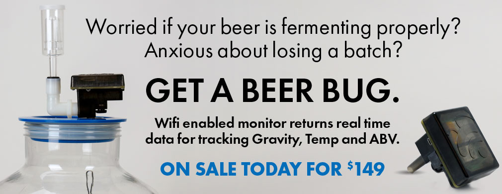 Take 20% OFF Beer Bug