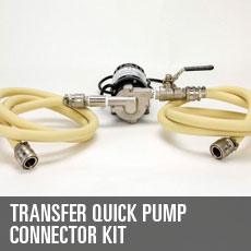 Transfer Quick Connector Kit